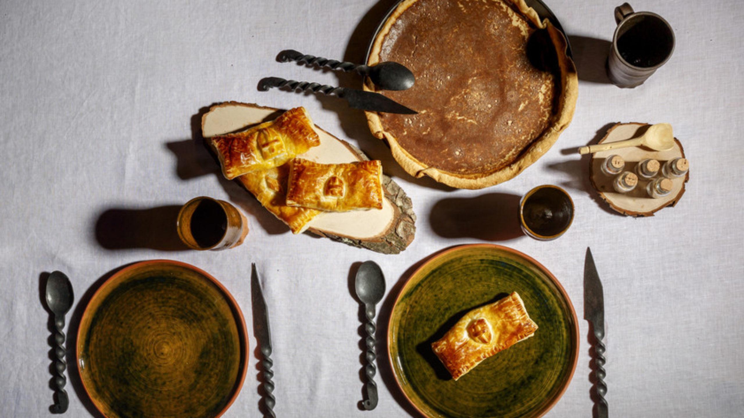 """Visite """"Manger au Moyen Âge"""" et Lunch"""
