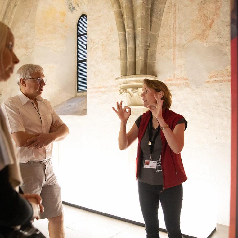"""Visite """"Mystères de Chillon"""""""