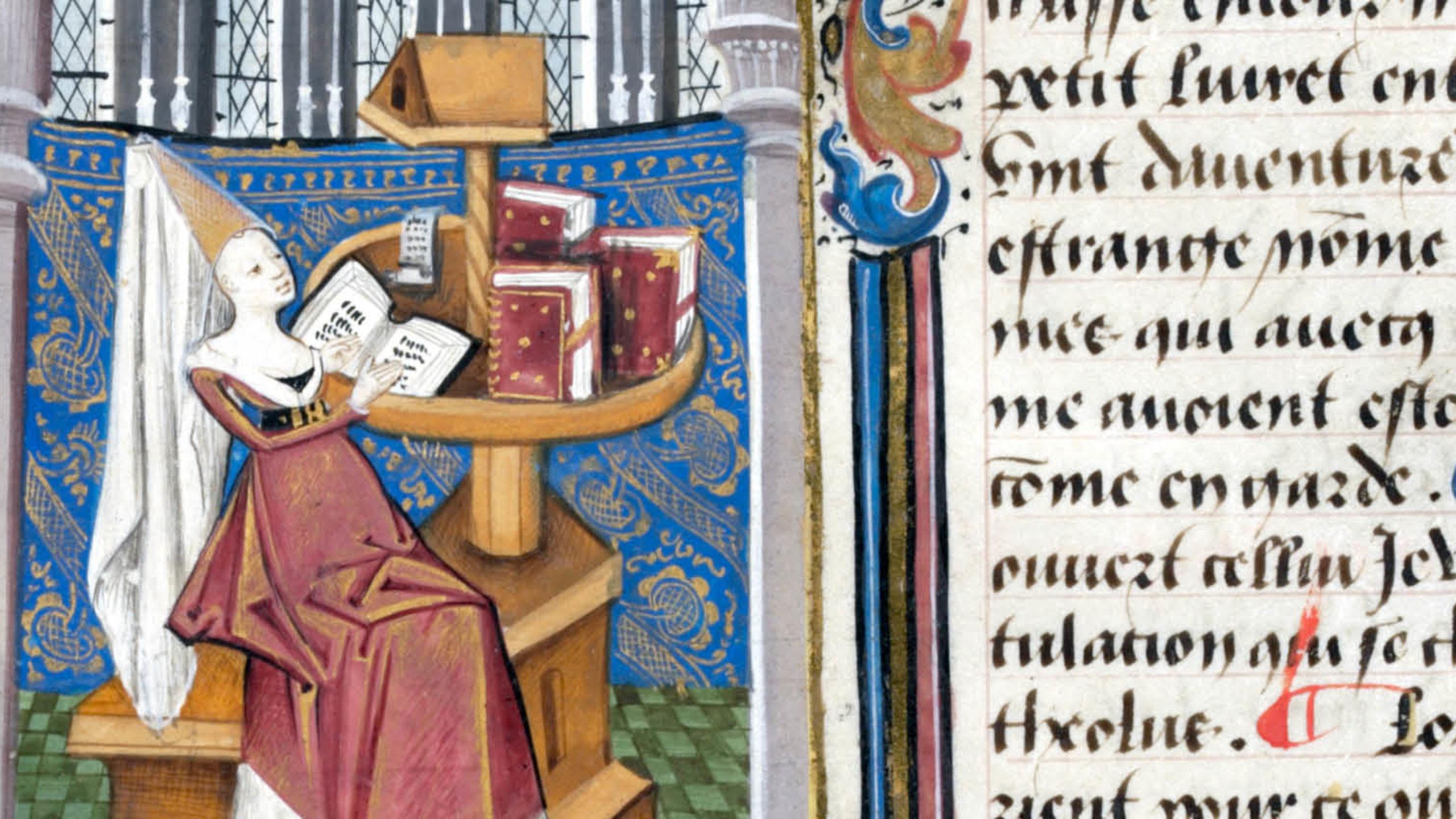 Le lectorat de Christine de Pizan