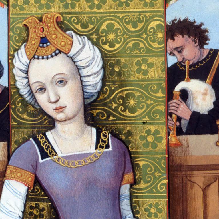 Être femme à la fin du Moyen Âge