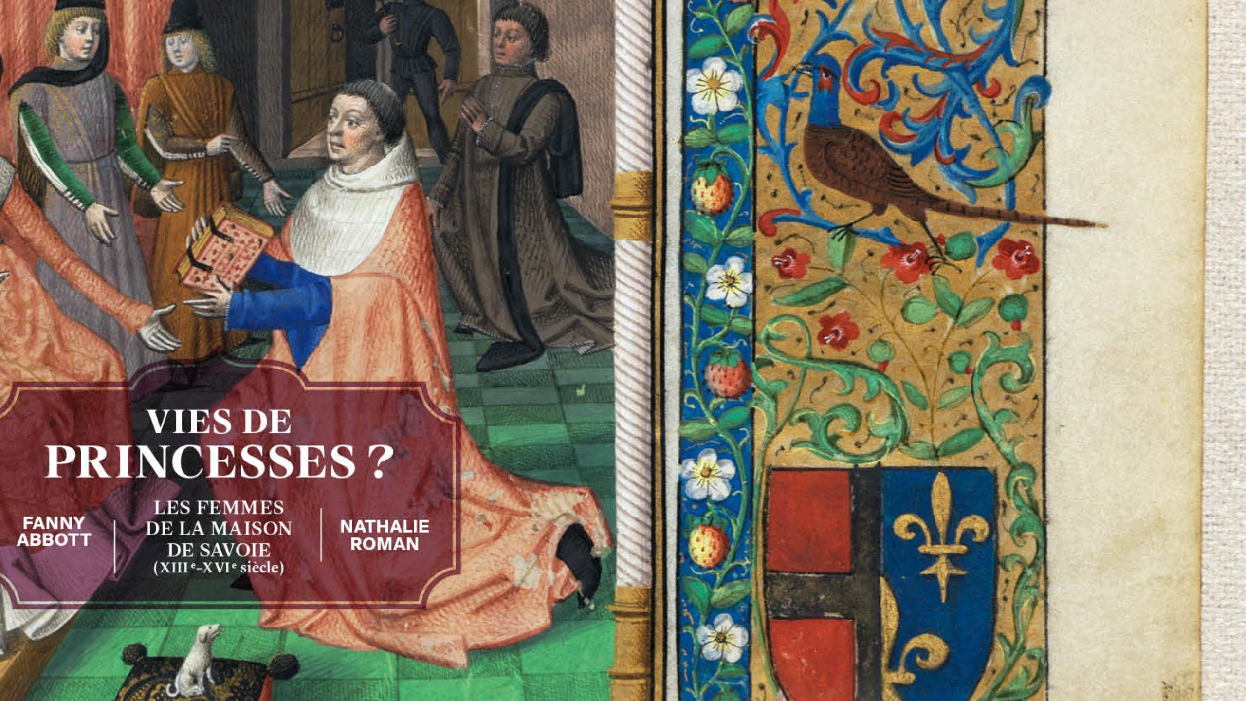 """Publication """"Vies de princesses ?"""""""